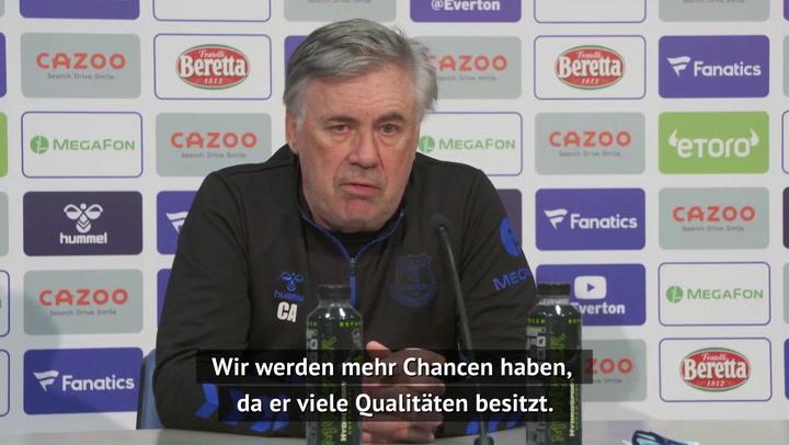 """Ancelotti: """"Warum sprechen Sie über James?"""""""