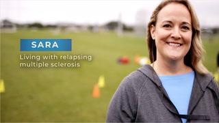 Sara's Story: Taking ZEPOSIA for Relapsing Multiple Sclerosis
