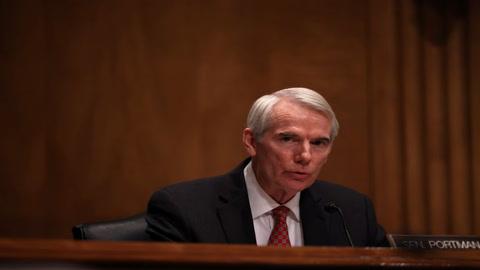 Senator Rob Portman Defends Crypto Provision in US Infrastructure Bill