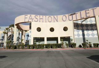 Facts about Primm's outlet mall