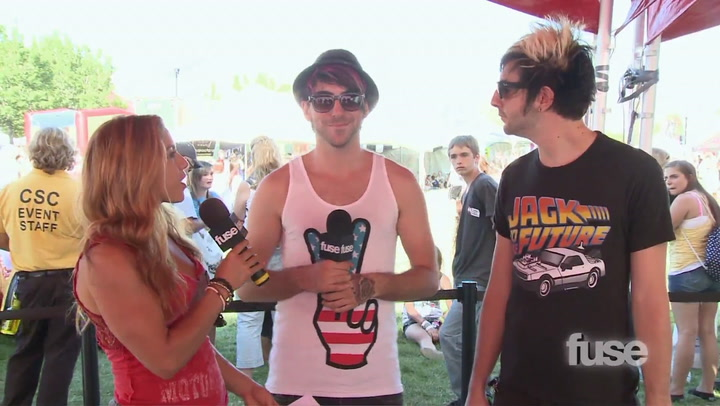 Fuse News All Time Low Interview