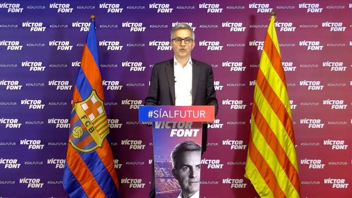 Víctor Font: