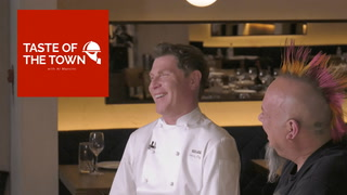 Taste of the Town: Bobby Flay Opens Shark at the Palms – VIDEO
