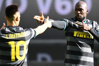 El Inter es más líder que nunca tras golear al Genoa con un tanto de Lukaku... ¡en menos de 35 segundos!