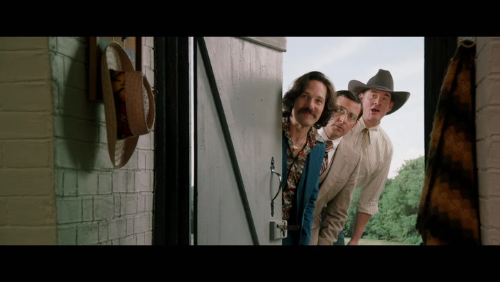 Anchorman 2: The Legend Continues Super-Sized R Rated  - Trailer No. 1