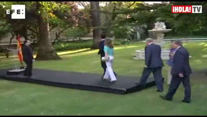 Así fue el primer día de la visita a Portugal de los Príncipes de Asturias