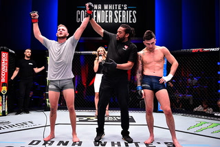 Dana White signs all five winners at Contender Series