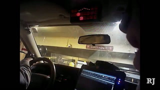 LVMPD delayed by parking garage gate during Las Vegas shooting