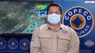 Vaguada prefrontal generará leves lluvias durante este día informó Copeco
