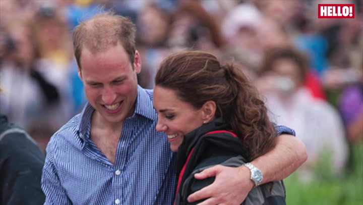 The Duke And Duchess Of Cambridge: William And Kate\'s Sweetest Moments