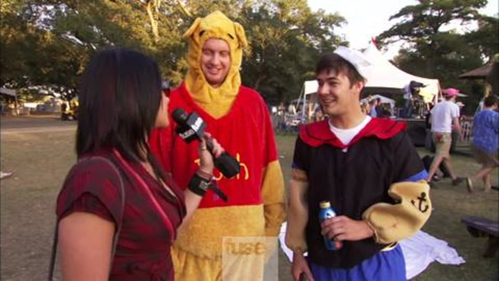 Festivals: Voodoo: Best of Voodoo Halloween Costumes 2010 for Scope