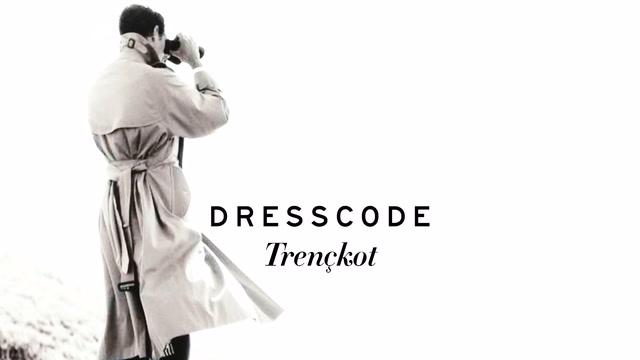 Dress Code - Trençkot