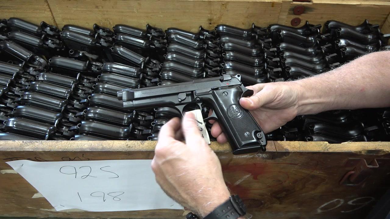 Surplus Gun Heaven! Classic Firearms Tour!