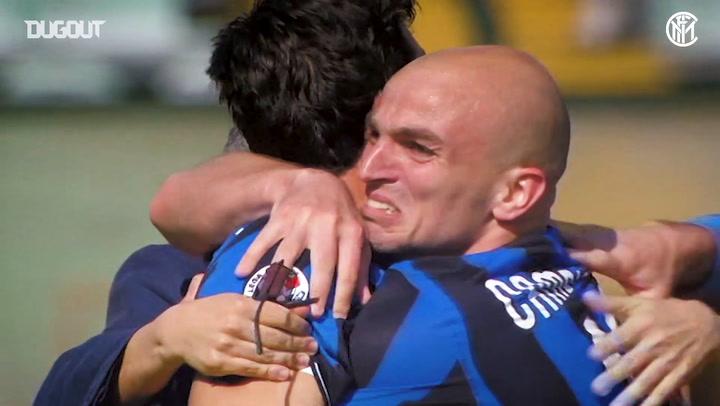 A inesquecível tríplice coroa da Inter de Milão em 2009/10