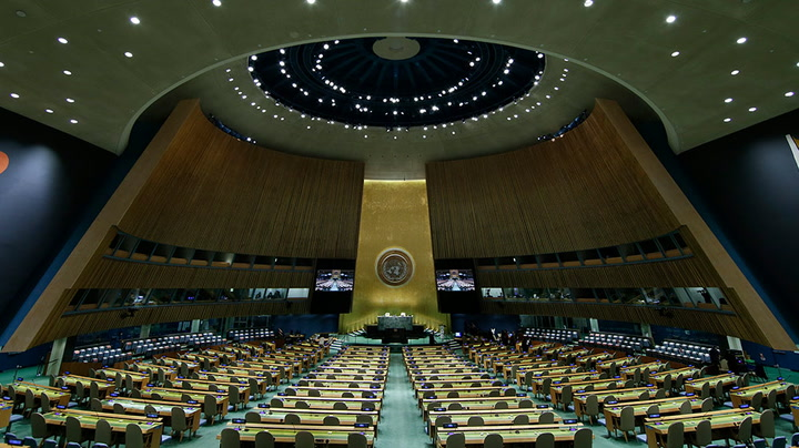 Watch live as UN General Assembly kicks off with Biden and Bolsonaro