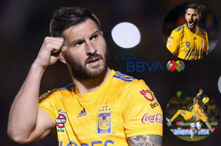 ¡Histórico! André-Pierre Gignac se convierte en el máximo goleador europeo de la Liga MX