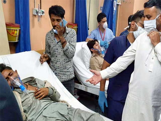 کراچی : پراسرار قاتل گیس نے 48 گھنٹوں میں 14 افراد کی جان لے لی