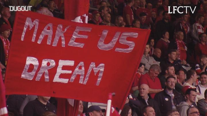 Liverpool Players Talk Merseyside Derby