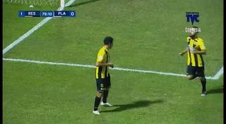 Real España derrotó a Platense y se coloca tercero en la clasificación