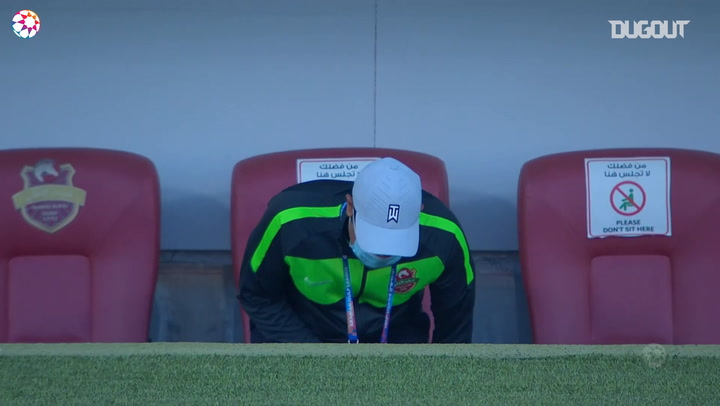 AGL Match day 14 highlights: Shabab Al-Ahli 2-0 Ittihad Kalba