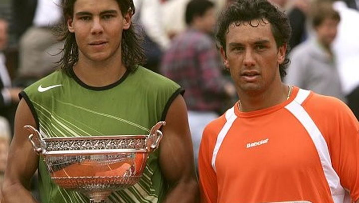 Los mejores momentos del Rafael Nadal-Mariano Puerta de 2005 en la final de Roland Garros