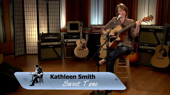 Kathleen Smith performs Sweet Tune on The Jimmy Lloyd Songwriter Showcase