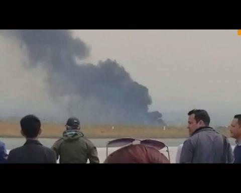 Al menos 40 muertos al estrellarse un avión en un aeropuerto de Nepal