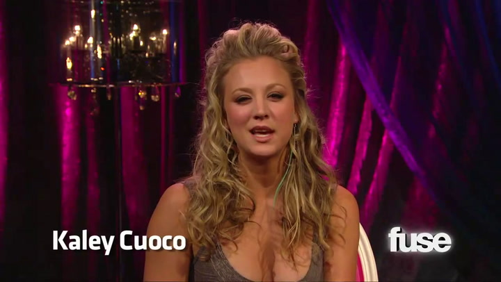 Top 100 Sexiest:  Kaley Cuoco's Top 3 Sexiest Things