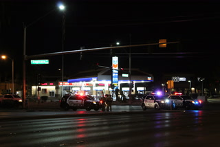 2 in custody after chase