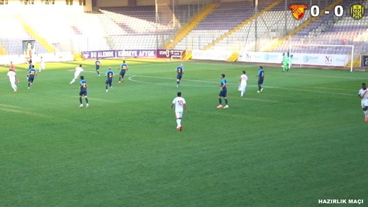 Göztepe 1-2 Ankaragücü Maç Özeti