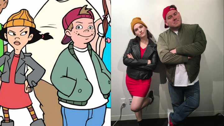 Easy 90s Inspired Halloween Costumes To Try