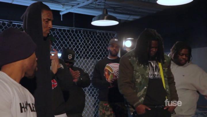 Arsonal vs. Daylyt - Total Slaughter Rap Battle