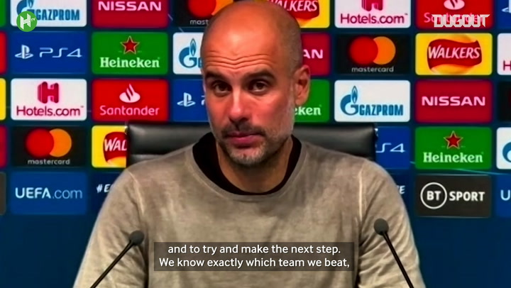 Pep: 'Real win is an important step for this year and the future'