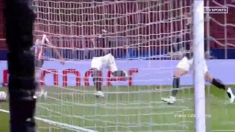 Atlético de Madrid 1-1 Bayern Múnich