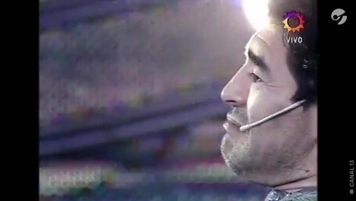 Piel de gallina: El mensaje que Maradona pidió para su lápida