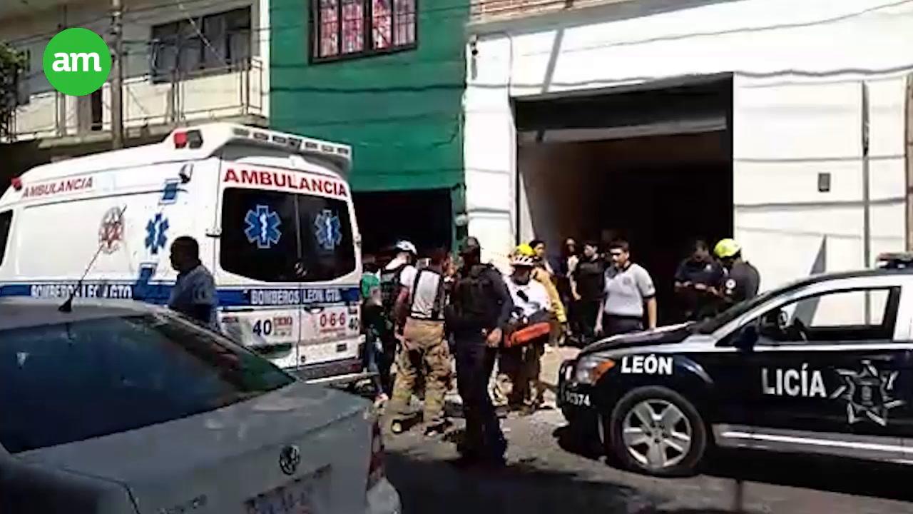 Video: Les cae techo en la Zona Centro