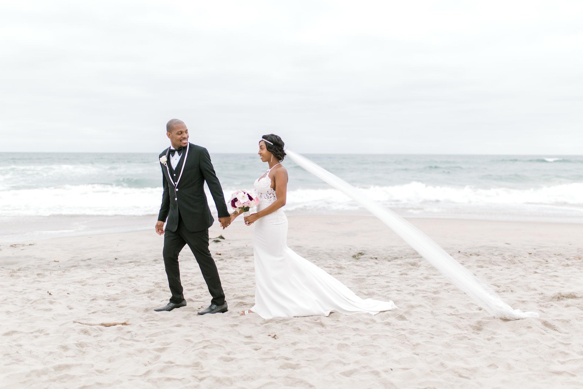 Brittney + Jumichael | San Diego, California | L'auberge del Mar