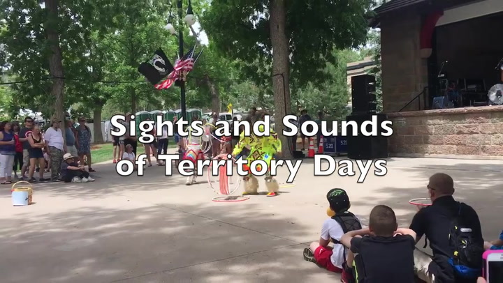 Sights And Sounds Of Territory Days