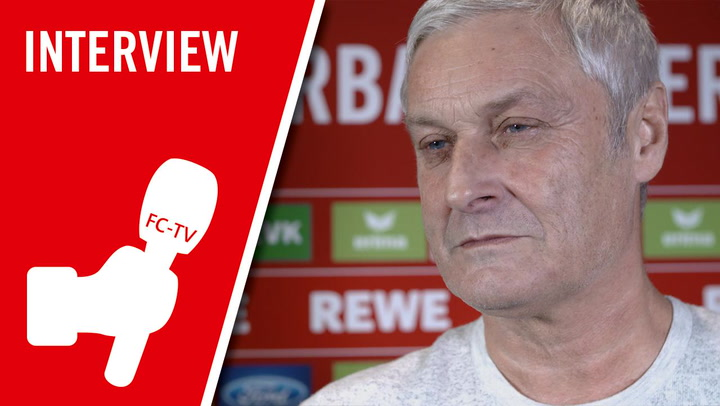 Stefan Ruthenbeck übernimmt die FC-Profis