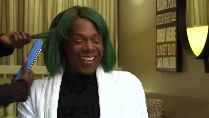 Freedia Gets Glam For A Movie Premiere Red Carpet: Big Freedia Deleted Scene