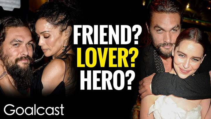 The Truth Behind Jason Momoa's Relationships   Life Stories by Goalcast