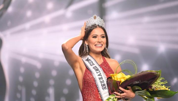 Andrea Meza, nueva Miss Universo
