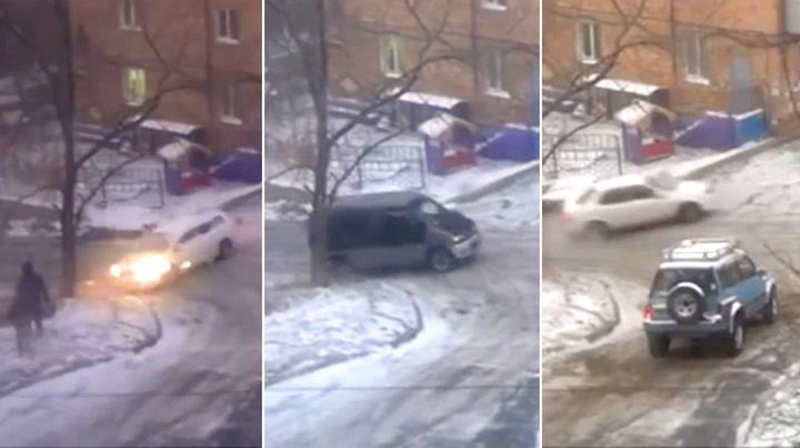 Møt den russiske djevelsvingen