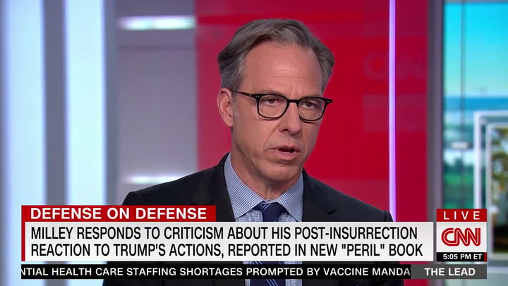 Woodward Defends Milley: He Thought Trump Might Spark a 'Pearl Harbor'