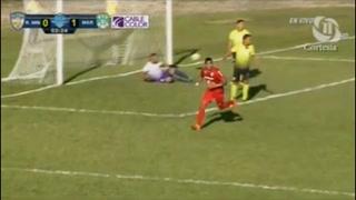 Marathón se pone a ganar ante Real de Minas en Siguatepeque