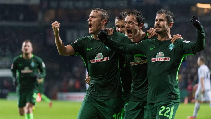 Bundesliga Video Sv Werder Bremen Hannover 96 12 Spieltag