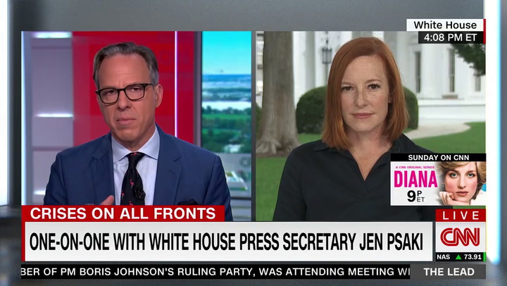 Psaki Defends Inflation: 'Good Thing' Because it Means 'More People are Buying Goods'