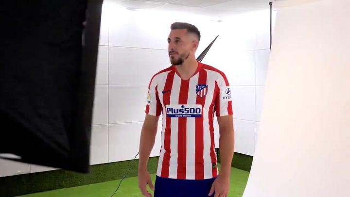 Héctor Herrera ya viste de rojiblanco
