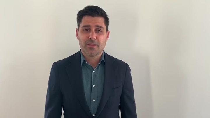 David Aganzo, presidente de AFE: