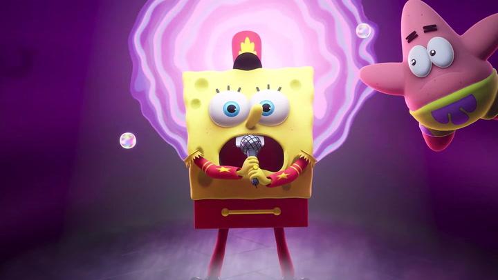 SpongeBob SquarePants: The Cosmic Shake announced by THQ